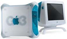 Apple Mac Server G3 Blue